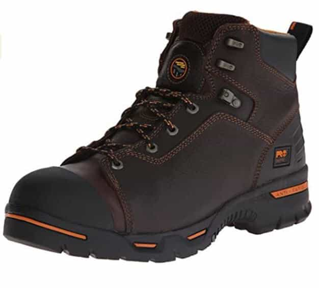 timberland pro puncture resistant boot for men